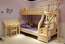 健康清新家具 荐实用环保儿童卧室(3套)