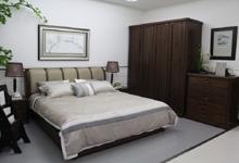 双叶现代中式卧室家具 打造高雅时尚家
