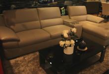 顾家家居皮沙发 高雅低调深藏生活品质