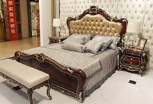 3款新古典风格床 清明节另有套餐提供