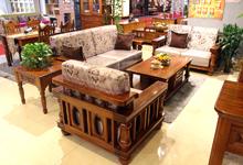 欧雅格楠木客厅沙发 尊贵欧式独具内涵