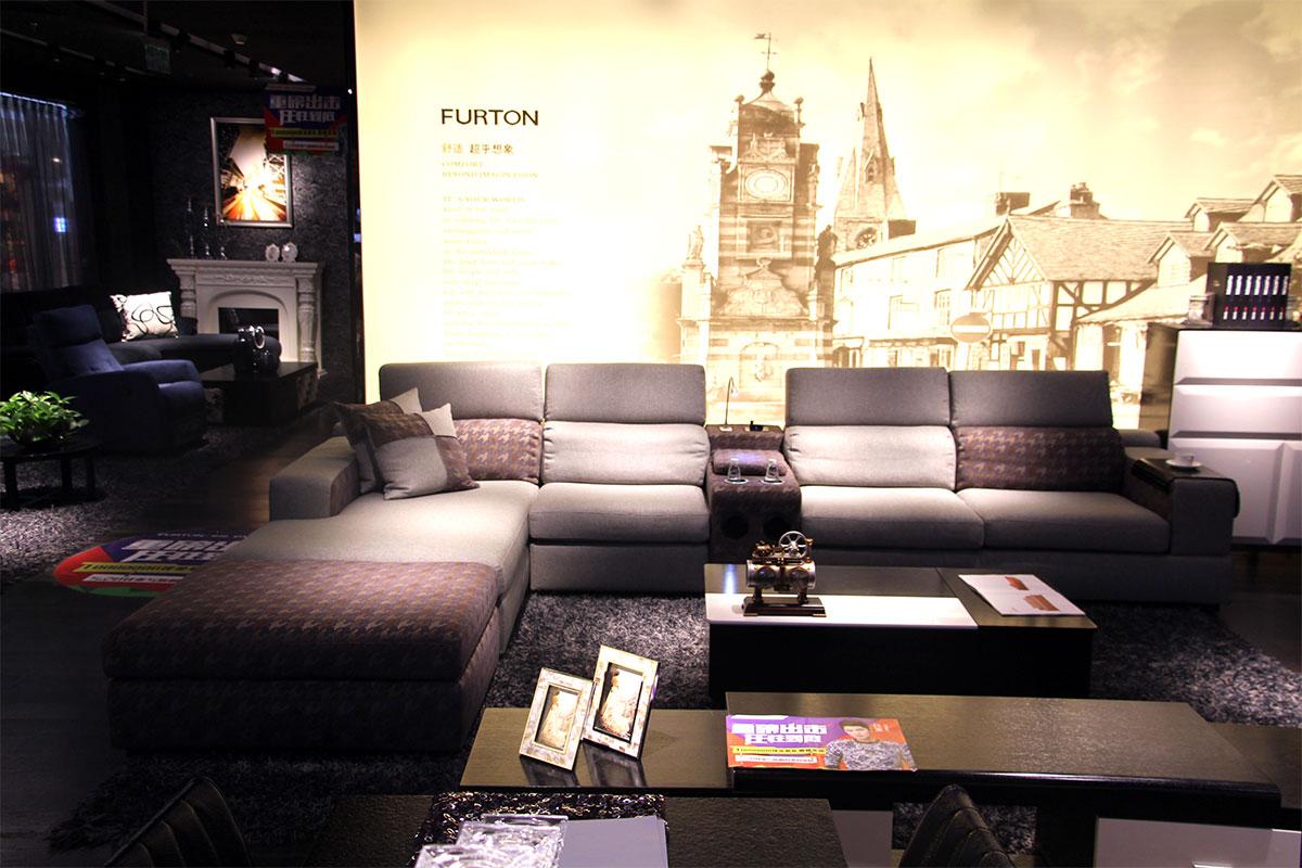 """现代简约风沙发 给你与众""""非同""""的舒适感"""