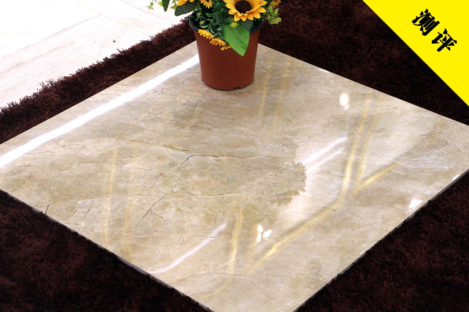 美陶瓷砖839460地砖测评 一款走心的工艺地砖