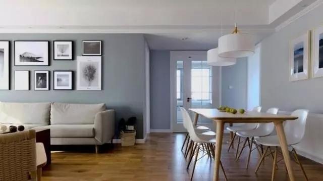 非常简约的家居装修,舒适而不造作