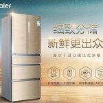 海尔电器 BCD-426WDGBBU1冰箱