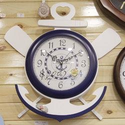 鸿福阁 渔锚钟表