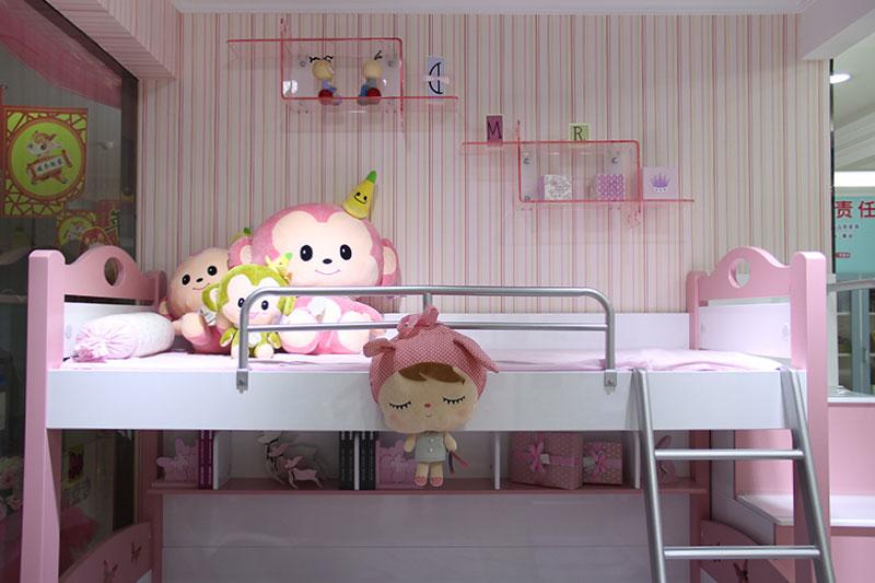 可爱多儿童家具 8070 上下床