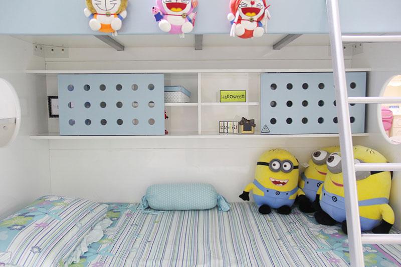 可爱多儿童家具 上下床