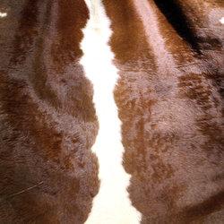 领秀地毯 整牛皮