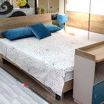 意风家具 双人床