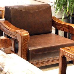 光明家具 单人沙发(皮)