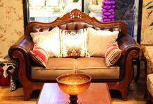 月亮庄园美式沙发三件套促销20500元