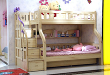 可爱多松木儿童上下床样品9388元 无损伤!