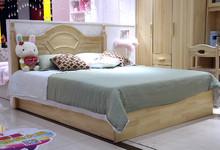 可爱多松木家具儿童床样品特卖3888元