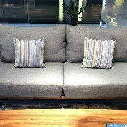 美林仕家 HL701-3 三人沙发