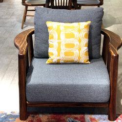美林仕家 HL701-1 单人沙发
