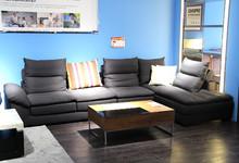依思蒙沙样品转角沙发特价5280元处理