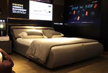 慕思寝具气压箱床+床垫套餐促销15788元