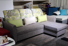 欧嘉雅思钢架结构多功能沙发促销3800元