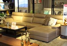爱依瑞斯转角沙发促销12599元 坐感舒适