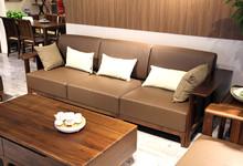 唯煌家具简欧风格 三人沙发样品25500元
