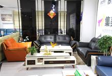 集美北欧风格客厅沙发3件套 特价23800元/套