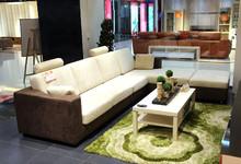 耐特利尔样品布艺转角沙发特卖3888元
