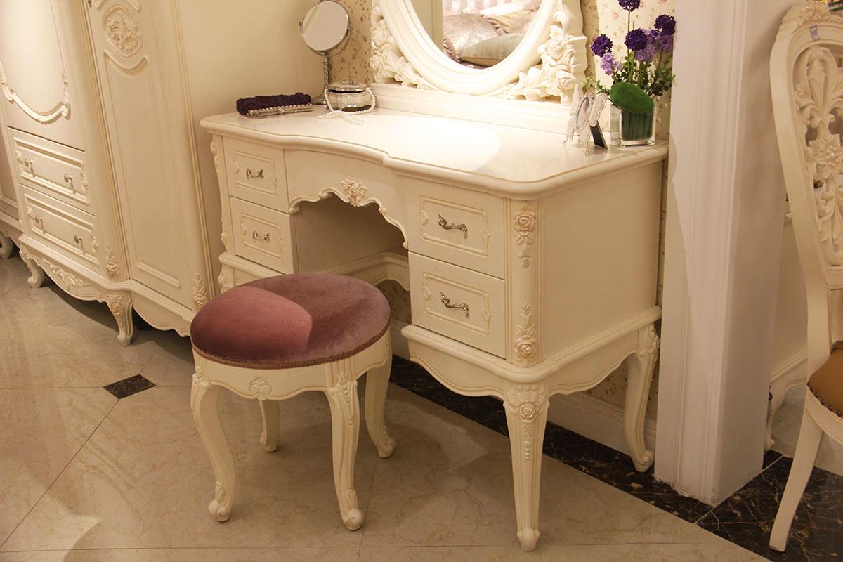 诺玛尼 1001 901-3 妆镜 梳妆台 妆凳