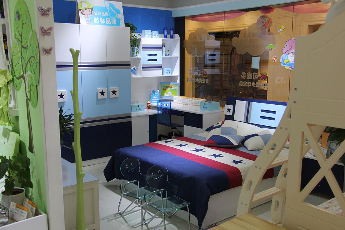 可爱多儿童家具